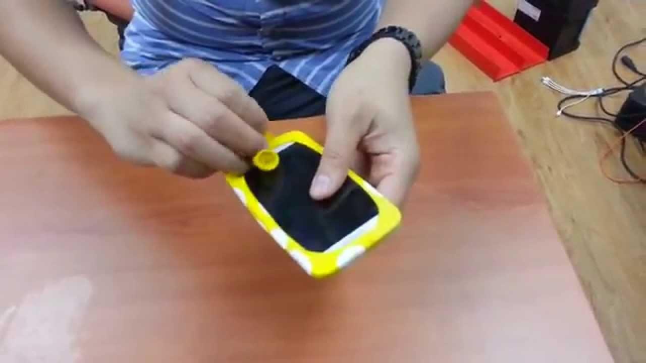 Como hacer una funda para celular