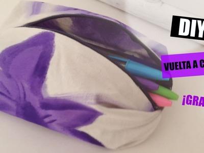 DIY: Haz tu estuche + ¡GRACIAS! | Vuelta a clases 2