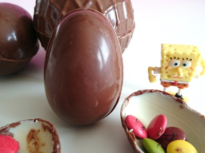 Huevos Kinder Caseros - Kinder Surprise Eggs Postres Mil