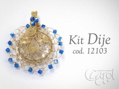 KIT 12103 Kit Dije sw atrapasueños