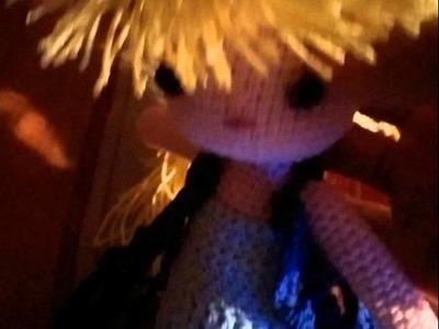 MUÑECAS de crochet totalmente personalizadas 1º parte