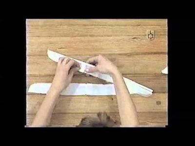 Puntos y Puntadas 384. Cuellos y Puños Fácil y Rápido. ML. Poratto.