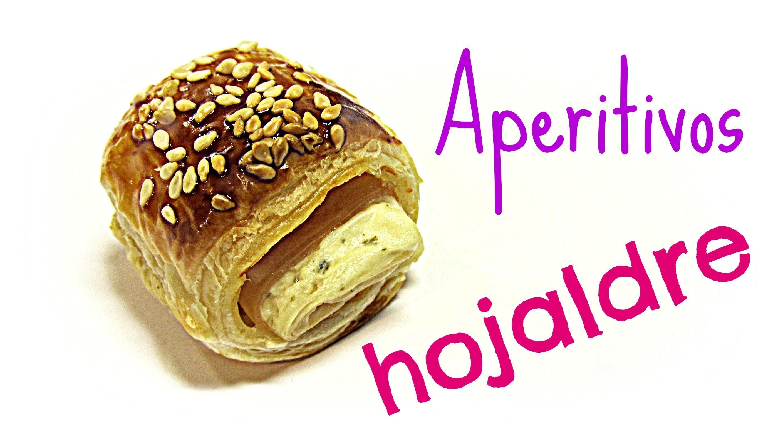 Cocina: Aperitivos FÁCILES. Easy appetizers.