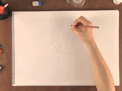 Cómo dibujar burbujas con efecto 3D : Aprende a dibujar como un profesional