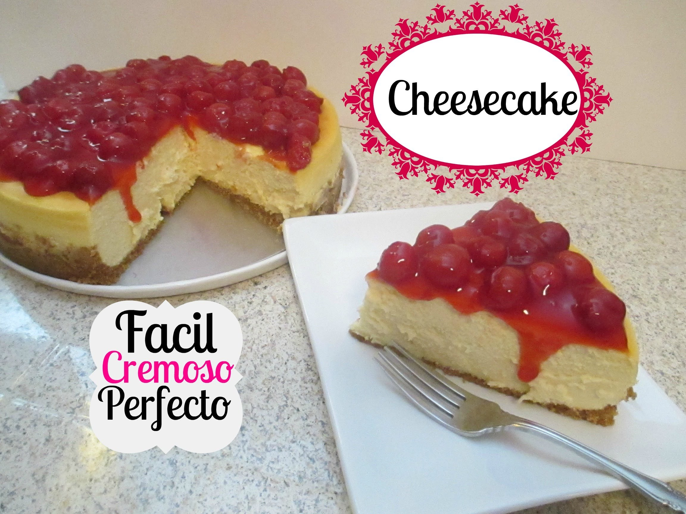 Cómo Hacer Un Cheesecake Perfecto, Fácil y Rico! - Madelin's Cakes