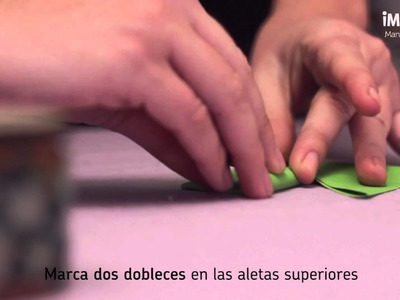 Cómo hacer un corazón de papel | Manualidades en papel | @iMujerHogar