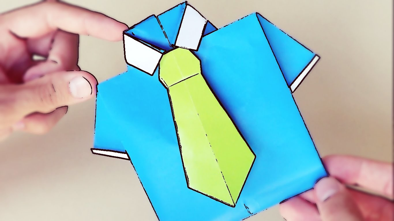 Corbata de Papel | Día del Padre