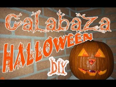 DIY: Como hacer una Calabaza de decoración para Halloween