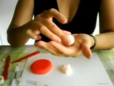 DIY♥Forrando un frasco navideño con porcelana fría