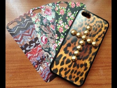 Diy: Personaliza tu carcasa de movil #2