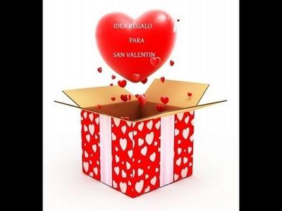♥ CAJA DE LOS 5 SENTIDOS ♥ ( FÁCIL Y ORIGINAL)