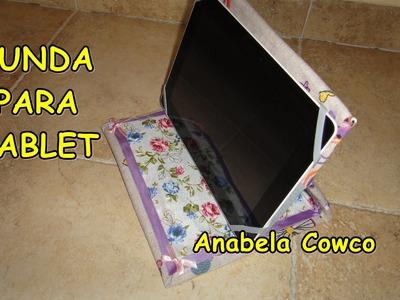 Cómo hacer. renovar tu funda para tablet by Anabela cowco