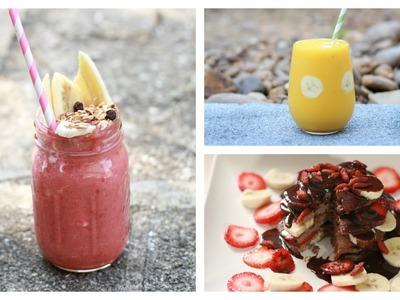Desayunos Saludables #3♡