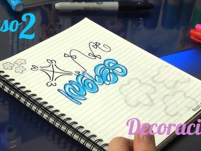 Marcado de Cuadernos Regreso a Clases 2015