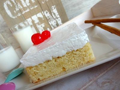 Receta: Pastel de 3 leches casera (Torta, dulce)