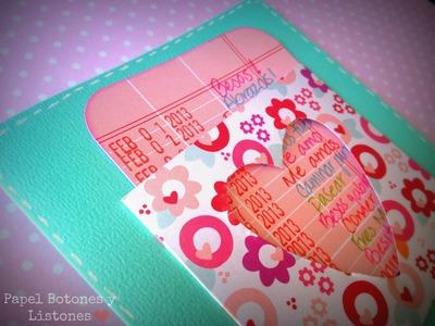 Tarjeta para San Valentin (Tutorial)