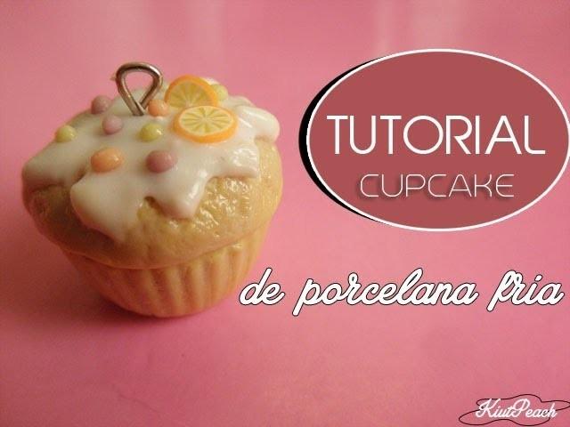 Tutorial Cupcake  ツ- Porcelana Fria-
