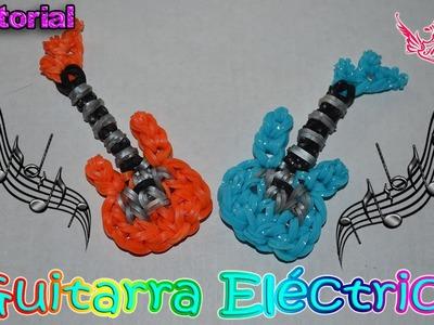 ♥ Tutorial: Guitarra Eléctrica (sin telar) ♥