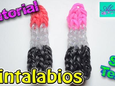♥ Tutorial: Pintalabios de gomitas (sin telar) ♥