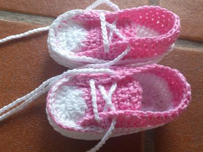 Zapatillas Converse de Verano para Bebé - Parte1