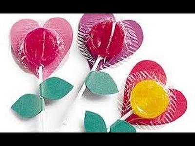 10 manualidades para san valentin