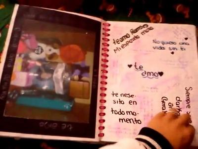 Cuaderno para mi novio geraky