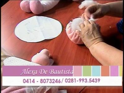 Detalles Magicos con MimiLuna Invitada Alexa de Bautista Muñequeria parte 4