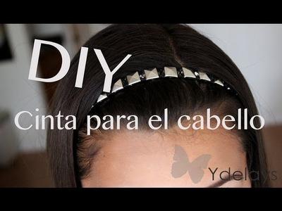DIY Cinta fácil y rapida para el cabello - Ydelays