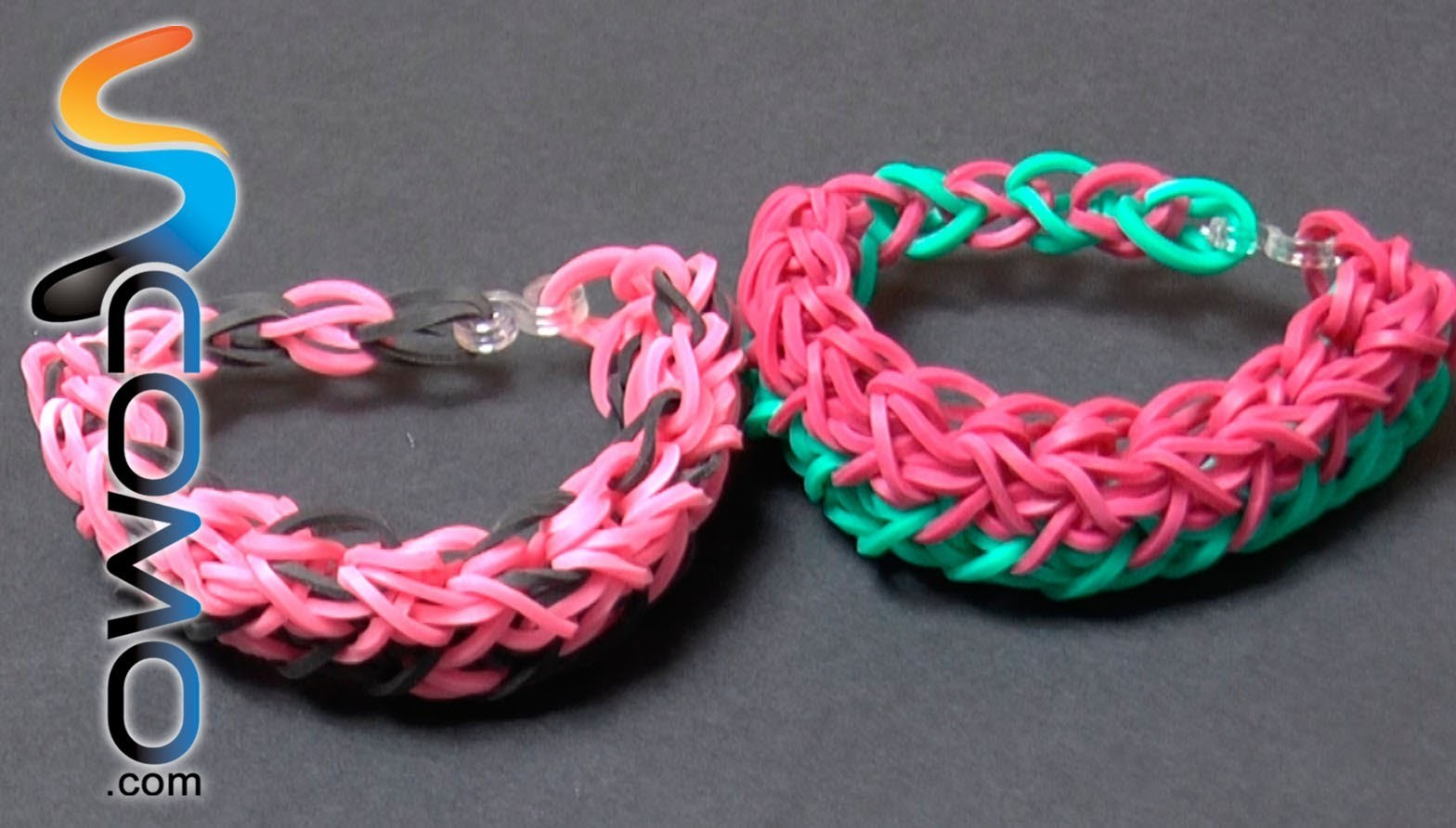 Pulsera de gomitas Holiday (DIY)