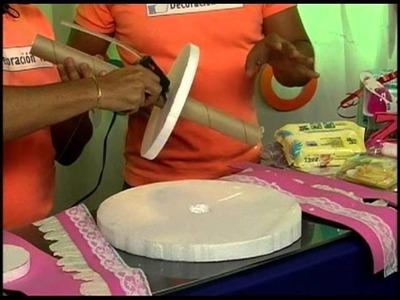 Torta de Pañales (Baby Shower) - P 27 -  parte 1.3