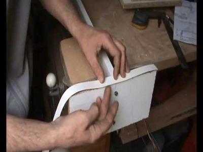 Cajón a medida para mueble de cocina, con frentes canteados ( 1 de 2 )