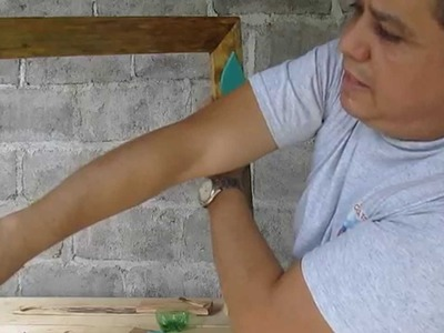 Cómo hacer un marco para espejo sin ser carpintero