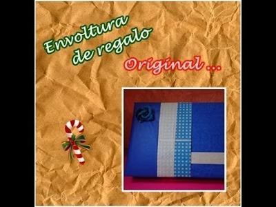 Envoltura de regalo con papel china.gift wrap (Chinese paper) -CariCositas-