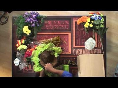 Programa N° 19 Temporada 2014. Proyecto: Canasta de Flores
