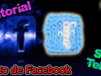 ♥ Tutorial: Logo de Facebook de gomitas (sin telar) ♥