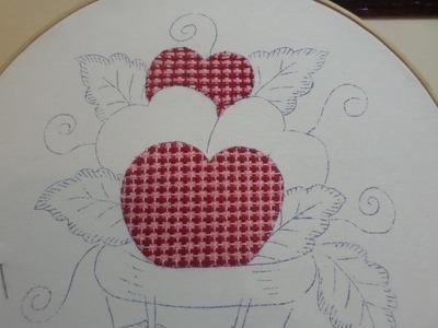 Bordado Fantasía Corazón # 1