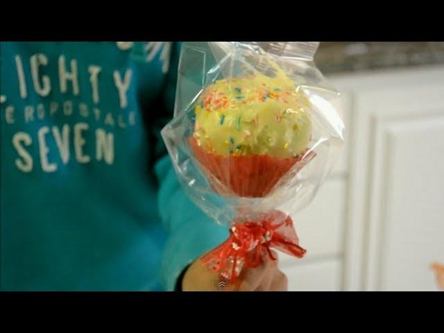 Como hacer manzanas con chocolate - Regalo ideal para el 14 de Febrero