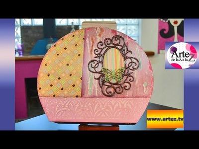 Cómo hacer un decapado para decoración (Parte 1)