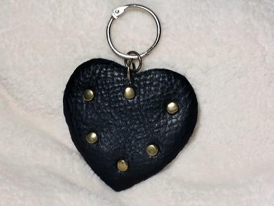 Cómo hacer un llavero corazón | facilisimo.com