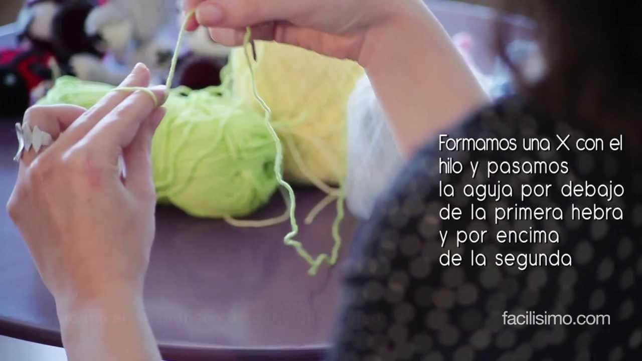 * Cómo hacer un muñeco de ganchillo (1 de 4) | facilisimo.com