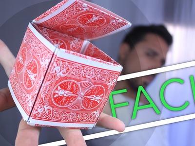 Cómo Hacer una Caja de Papel con Cartas o Naipes - Idea Caja para Regalo