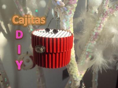 DIY: Cajitas de regalo FACIL [Carlu2013]