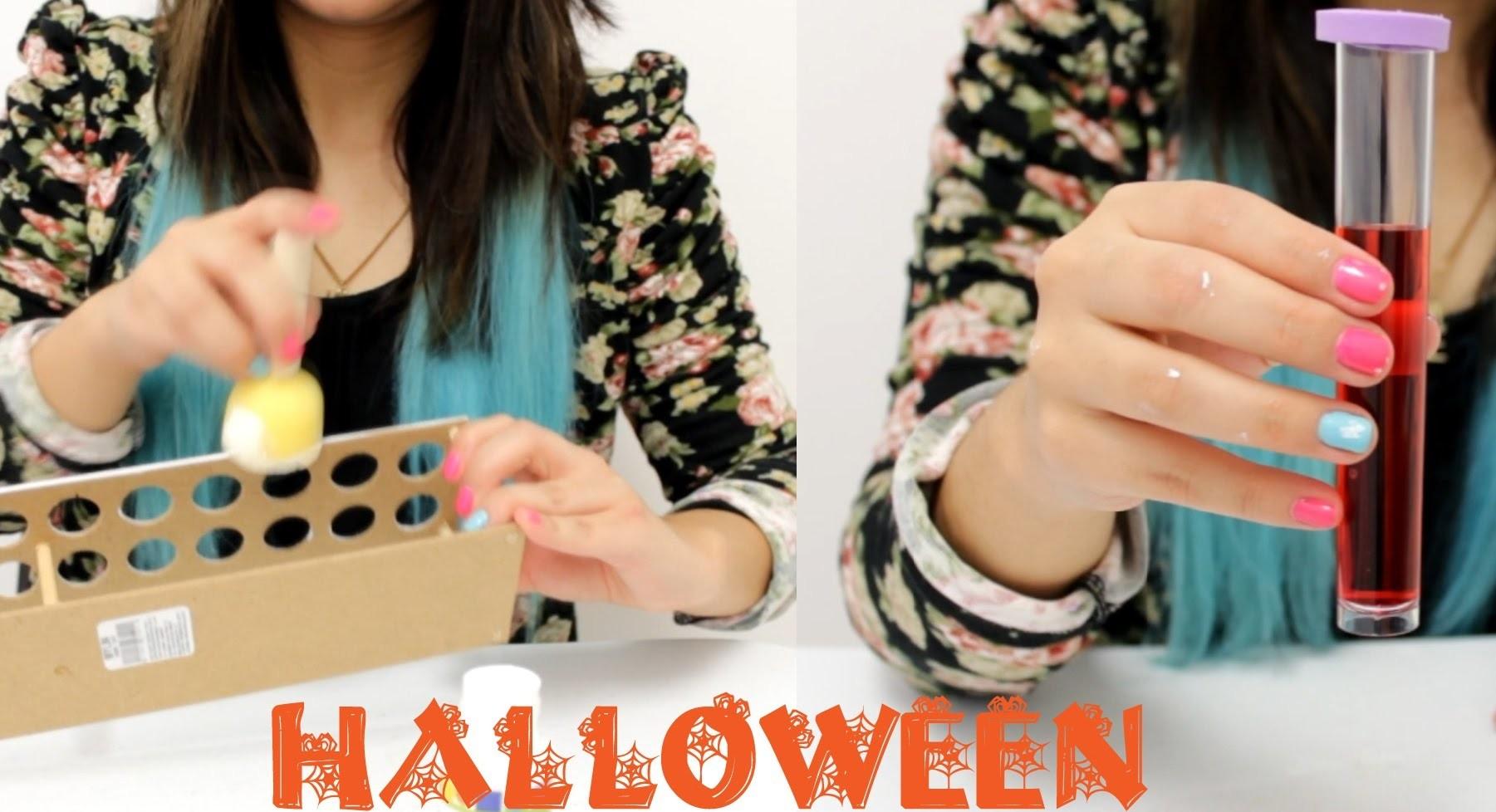 DIY Fiesta de Halloween. Ideas para Halloween - Hablobajito