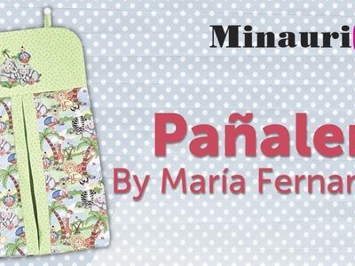 DIY - Pañalera #24 fácil y práctica ( Easy how to make diaper bag )