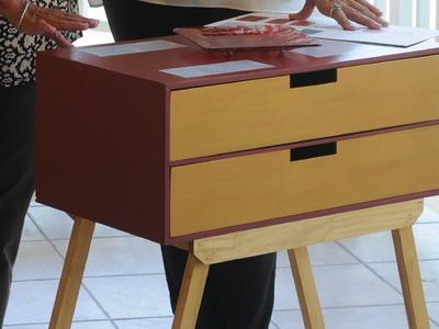 Reciclar Mueble Vintage - Retro - Herminia Devoto - Lidia Gonzalez Varela