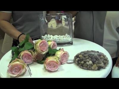 """Taller de Decoración en Casa Febus: """"Cómo hacer un arreglo de flores"""""""
