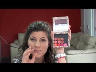 Como crear tu paleta de labiales