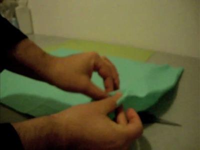 Cómo hacer cinta bies de la tela que mas les guste - La receta de la abuelita
