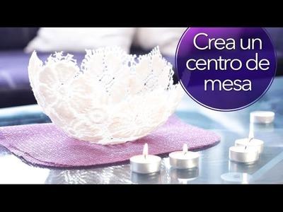 ¿Cómo hacer un centro de mesa? by Kleenex® Cottonelle® Unique