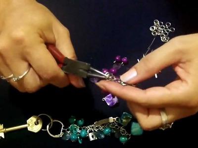 Como hacer un llavero.DIY